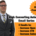 Package: High Converting Email Marketing - Boost Sales or Reviews
