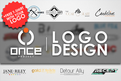 Package: High Quality Logo With Social Media Branding Included