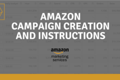 Package: Amazon Advertising PPC: Campaign Creation and Instruction