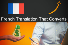 Package: Native French Translation - Optimized Amazon Listings