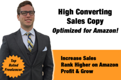 Package: Increase Your Sales with Highly Converting Copy