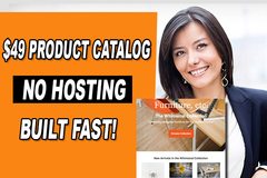 Package: I Will Create An Amazon Product Catalog
