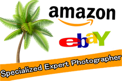 Package: Professional Amazon & Ebay Photographer
