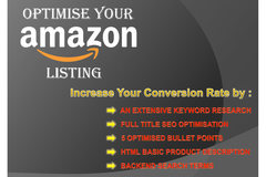 Package: Best Amazon Product Listing Optimisation