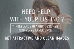Package: Amazon Seller Listing Attractive Images | Photoshop Editing