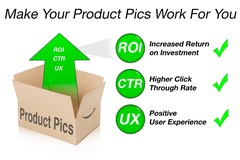 Package: Product Pic Creation & Consultation