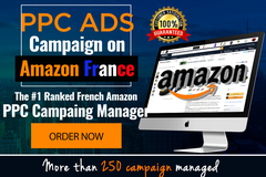 Package: Configuration of your PPC campaign on Amazon France