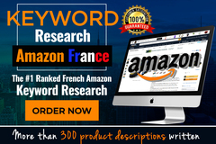 Package: Best French Keywords Related To Your Product | Listing & PPC