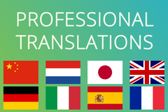 Package: PROFESSIONAL LISTING TRANSLATION - KEYWORD ADJUSTMENTS INCL.