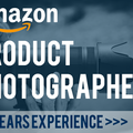 Package: Amazon Product Photography Package (40 Years Experience)
