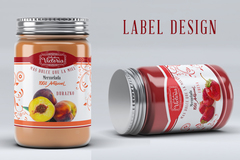 Package: Package and Label Design for you Product
