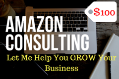 Package: 1 Hour Call - Ask Me Anything! - Amazon Business Consulting