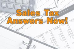 Package: Confused About Amazon Sales Taxes?  Let's Talk!