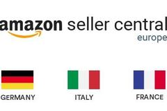 Package: Become Amazon FBA Seller in Europe