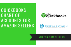 Package: Quickbooks Online Chart of Accounts for Amazon.com Sellers