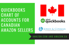 Package: Quickbooks Online Chart of Accounts for Canadian  Sellers
