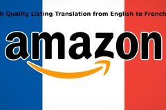 Package: Translate your listing from English to French