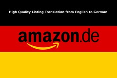 Package: Translate your listing from English to German