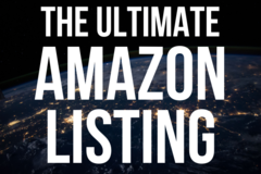 Package: The Ultimate Amazon Listing
