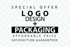 Package: LOGO + PACKAGE DESIGN + INSERT + PHOTO EDITING