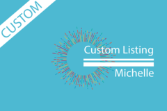 Package: CUSTOM PACKAGE - Michelle
