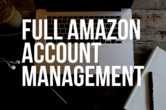 Package: Full Amazon Business Monthly Account Management