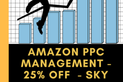 Package: Amazon PPC Management - 25% Off - Sky Rocket Your Sales!