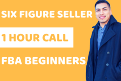 Package: 1hr Coaching for FBA Beginners - Accelerate Sales & Rank