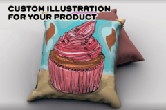 Package: Illustration for your product