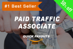 Package: Become A Paid Traffic Associate