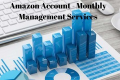 Package: Full Amazon Account Monthly Management  Services