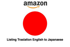 Package: Translate your listing from English to Japanese