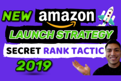 Package: (2019) NEW Launching & Ranking PPC Strategy + Influencers!