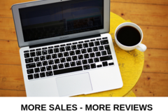 Package: More Sales & More Reviews For Your Products