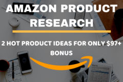 Package: Product Research SILVER Package | 2 Product Ideas + BONUS