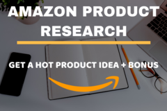 Package: Product Research Bronze Package | Get a Product Idea + BONUS