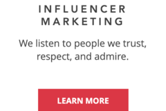 Package: Innovative Influencer Marketing (stand out from competition)