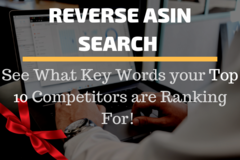 Package: Reverse ASIN Search on your Top 10 Competitors | KW Resarch