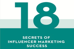 Package: Learn the 18 Secrets of Influencer Marketing Success + Q & A