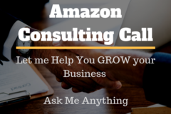 Package: 30 Minute Call | Ask Me Anything! Amazon Business Consulting