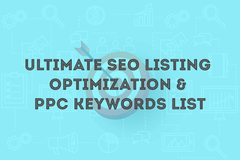 Package: Ultimate SEO Listing Optimization & PPC Keywords List