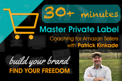Package: Master Private Label, Amazon Coaching Call 30 Minutes