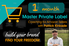 Package: Master Private Label, Amazon Coaching 1 Month