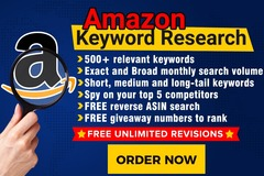 Package: Comprehensive PPC Keyword Research To Crush your Competitors