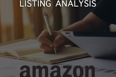 Package: Amazon Listing Analysis