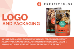 Package: Logo and Packaging Design Bundle