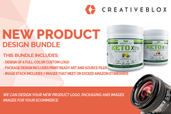 Package: NEW PRODUCT DESIGN BUNDLE