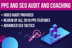 Package: PPC and SEO Audit and Strategy Session