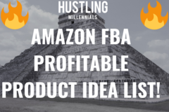 Package: I Will Give You 15 Profitable Products Idea List!