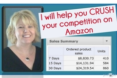 Package: I Will Write Your SEO Optimized Amazon Product Description